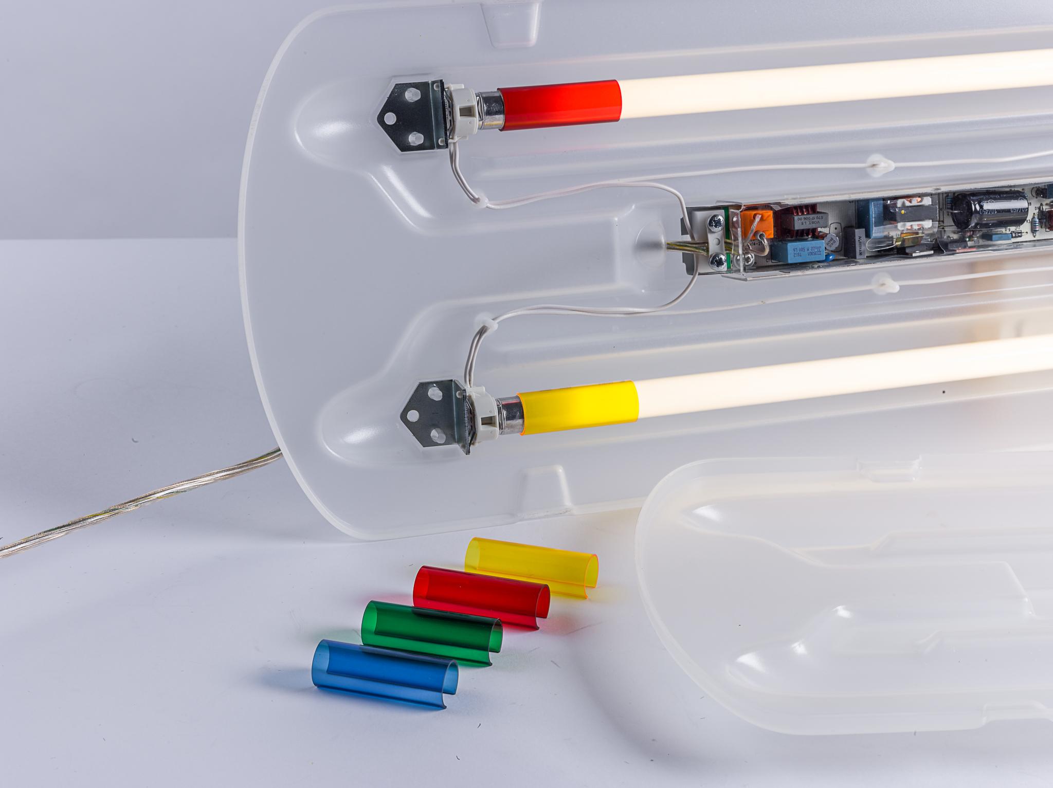 Lampen-Gehäuse - Leuchtmittel-Gehäuse aus Acryl